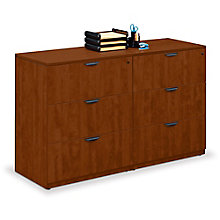 Legacy Six Drawer Lateral File , 8812906