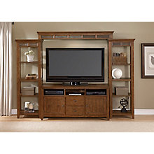Entertainment Center with Pier, 8810083
