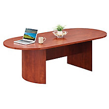 "Oval Conference Table - 96""W x 44""D, 8804307"
