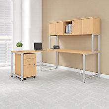 Table Desk, Return & File 72W , 8825749