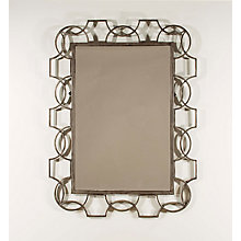 Rectangle Scroll Mirror, 8818245