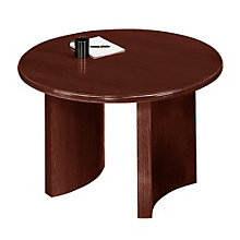 "Contemporary 48"" Round Conference Table, 8802876"