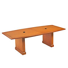 Belmont 8' Boat Shape Conference Table, DMI-713-96EX