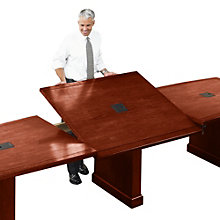 """Belmont 48"""" Conference Table Extension with Data Ports, OFG-CT0048"""