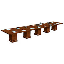 Modular 20' Rectangular Conference Table, OFG-CT0060