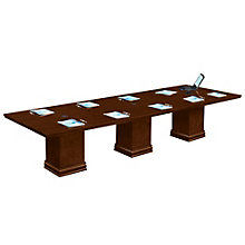 Modular 12' Rectangular Conference Table, OFG-CT0058