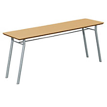 """Mystic Utility Table - 72"""" x 20"""", LES-S1172R4"""
