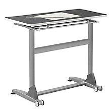 "Standing Height Tilt-Top Table - 48""W, 8801862"