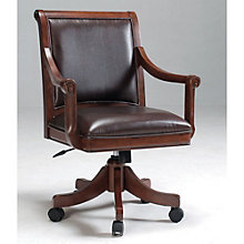 Palm Springs Adjustable Office Chair in Bonded Leather, 8803922