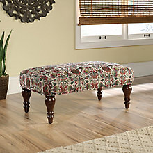 Viabella Accent Bench in Fabric, 8813388
