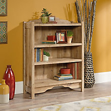 "Viabella Three Shelf Bookcase - 46.75""H, 8813402"