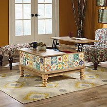 "Viabella Split Lift Top Coffee Table - 35.25""W, 8813394"