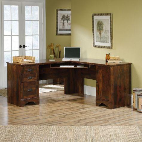 Harbor View Reversible L Desk By Sauder Officefurniture Com