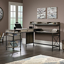 "Canal Street L-Desk with Right Return - 60.75""W x 56""D, 8813400"