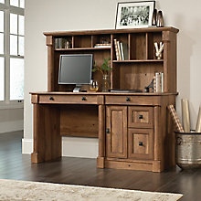 Palladia Computer Desk with Hutch, 8829236