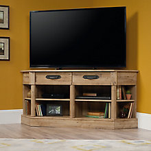 "Viabella Corner Entertainment Credenza - 61.375""W, 8813405"