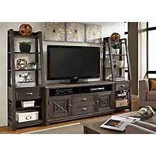 Entertainment Center with Pier, 8810103
