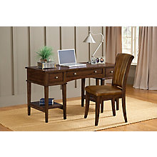 Desk and Chair - Cherry, 8817495
