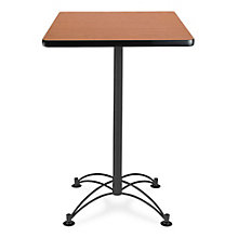 "Square Cafe Table - 24"" x 24"", OFM-CBLT24SQ"