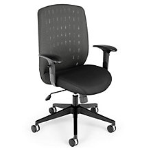 Fabric Ergonomic Computer Chair, OFM-654