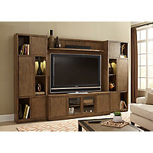 Entertainment Center with Pier, 8810933