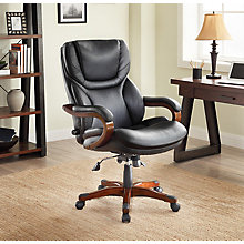 Big and Tall Executive Office Chair, 8825960