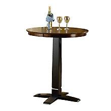 Pub Table - Black/Brown Cherry, 8817381