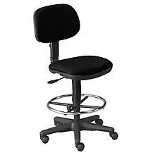 Office Star Task Stool With Footring, 8825787