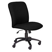 Fabric Big and Tall Task Chair, SAF-3490