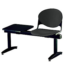 One-Seat Beam Bench with Side Table, 8822469