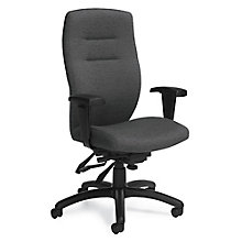 Synopsis Fabric High Back Ergonomic Task Chair, 8814298