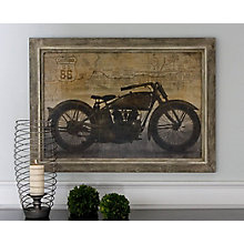Motorcycle Wall Art, 8822980
