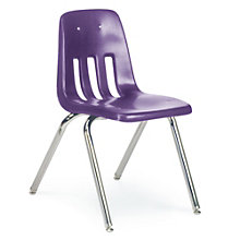 "Stack Chair 18"" 5th Grade + Up, VIR-9018"