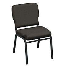 Armless Fabric Wing Stack Chair, 8813869