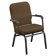 Fabric Stack Chair - 500 lb Weight Capacity  , 8822468