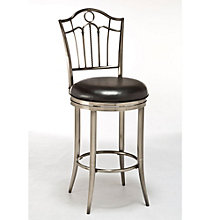 Portland Bar Height Swivel Stool, 8803912