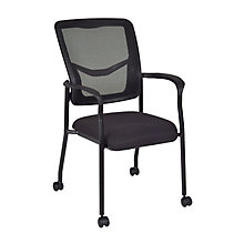 Kiera Side Chair with Casters, 8821570