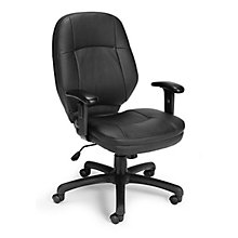 Mid-Back Chair w/Arms, 8811641
