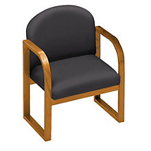 Contour Back Guest Chair with Arms, 8813602