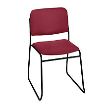 Stand Square Back Stack Chair, MOD-2522PLUSH