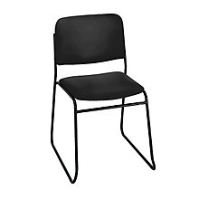HD Square Back Stack Chair, MOD-2522HDPLUSH