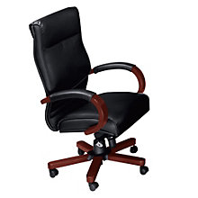 Mercado High Back Leather Executive Chair, 8804045