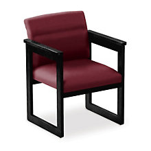 Classic Extended Arm Guest Chair, 8813692
