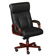 Belmont High Back Leather Executive Chair, DMI-713-80