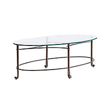 "Villa Couture Fabi Cocktail Table - 54""W, 8804803"