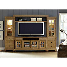 Entertainment Center with Pier, 8809928