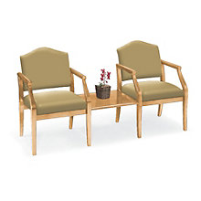 Ashford Two Chair and Center Table Set, LES-10182