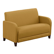 "Fabric Loveseat - 50""W, 8814242"