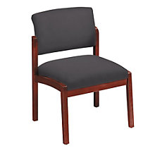 Armless Guest Chair in Fabric, 8802870