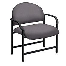 Standard Fabric Bariatric Guest Chair, ERC-E18520-BA